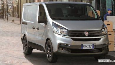 Photo of Nuovo Fiat Talento, cosa cambia, caratteristiche