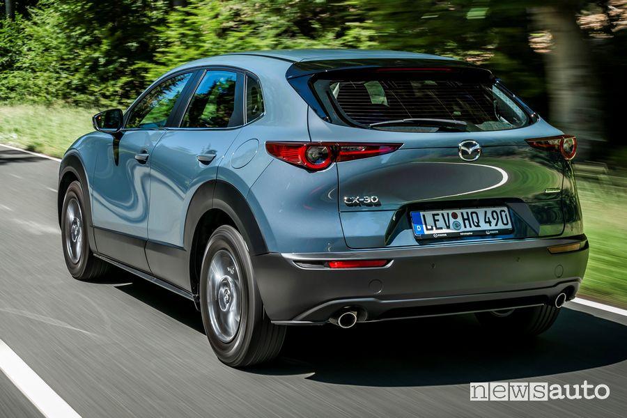 Portellone posteriore Mazda CX-30