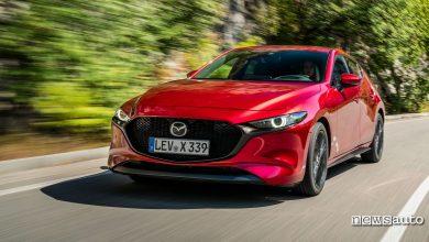 Photo of Mazda3 Skyactiv-X, test su strada, come va il nuovo motore
