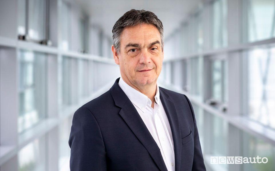 Pascal Martens Direttore veicoli commerciali Opel