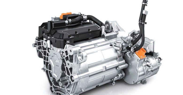 motore elettrico Peugeot e-208
