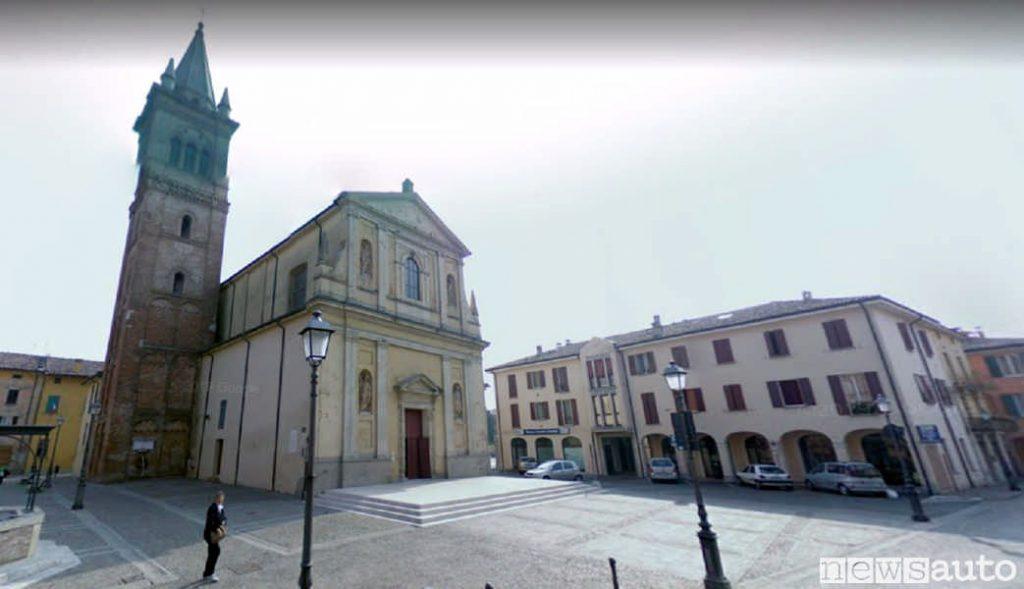 Chiesa Parrocchiale dei Santi Andrea a Sant'Agata Bolognese