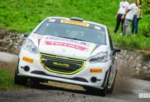 Photo of Peugeot Competition 208 Rally Cup PRO, vittoria 2019 a Straffi