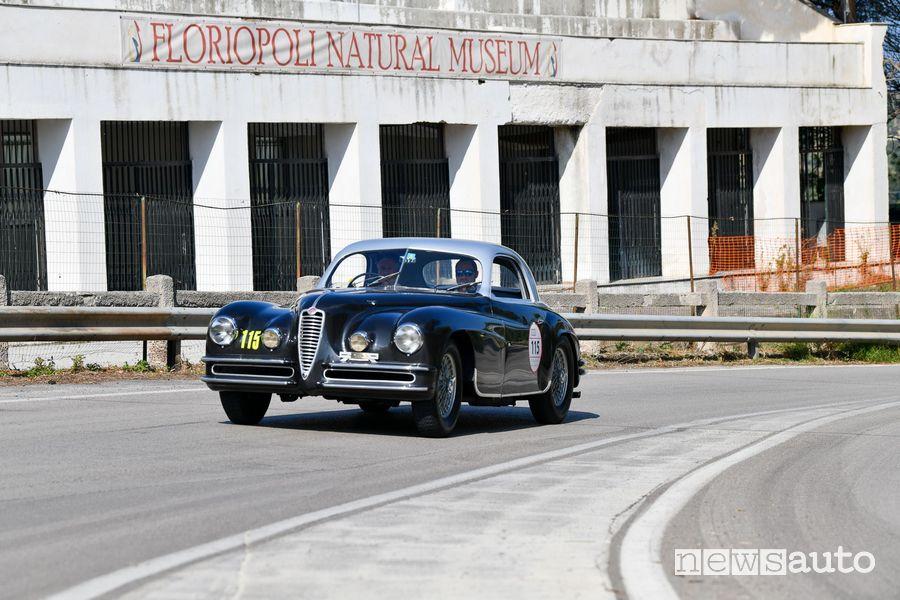 Alfa Romeo 6C 2500 SS Touring 1949 Targa Florio Classica 2019