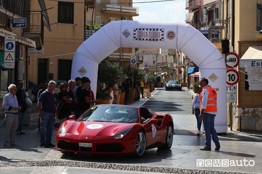 Ferrari Tribute Targa Florio Classica 2019