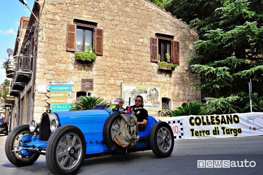 Bugatti TYP 51 1932 Targa Florio Classica 2019