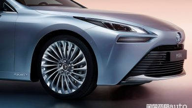 Photo of Toyota Mirai, più autonomia nell'auto ad idrogeno 2020