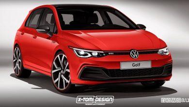 Photo of Volkswagen Golf 8 GTI, GTD, R: anticipazioni delle versioni più sportive