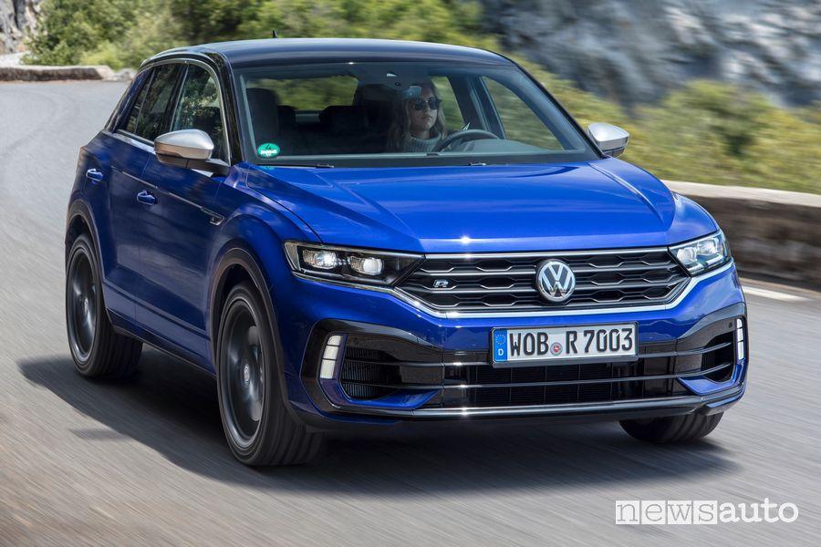 Fari anteriori, frontale Volkswagen T-Roc R