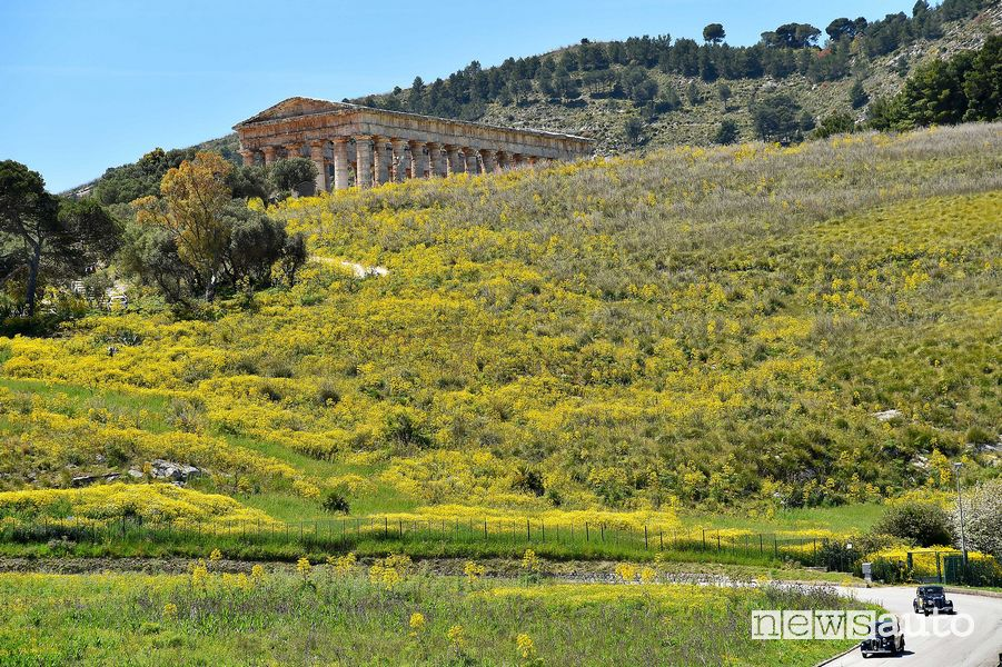 Targa Florio Classica 2019 Agrigento Valle dei Templi