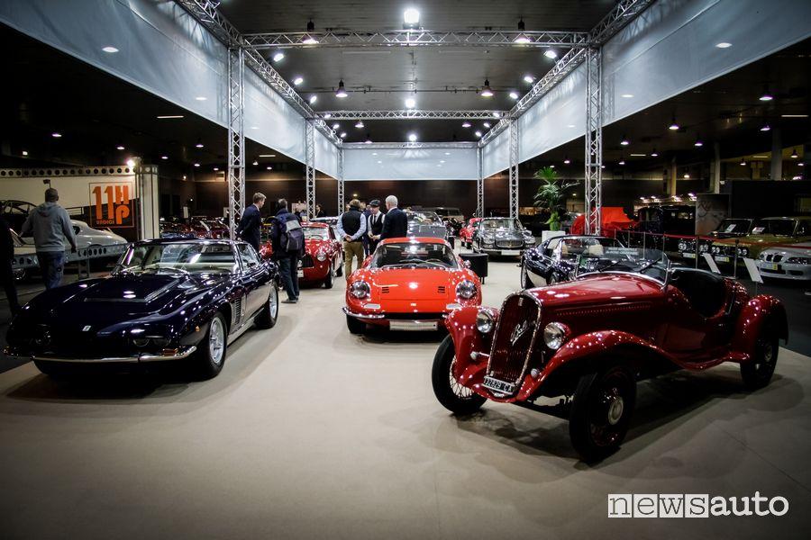 Auto e Moto d'Epoca di Padova