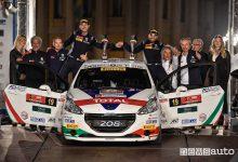 Peugeot 208 R2 Ciuffi/Gonella Campioni Italiani Rally Due Ruote Motrici 2019