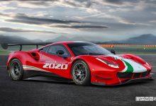 Photo of Ferrari 488 GT3 EVO 2020, per gare GT ed Endurance