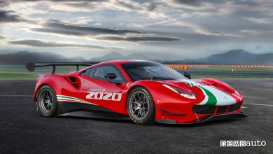 Photo of Ferrari 488 GT3 EVO 2020, per gare GT ed Endurance