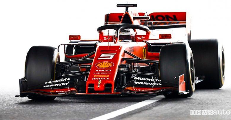Qualifiche F1 Gp Giappone 2019 annullate