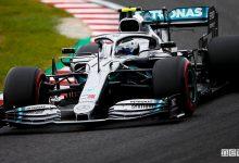 F1 Gp Giappone 2019 Mercedes Campione Bottas