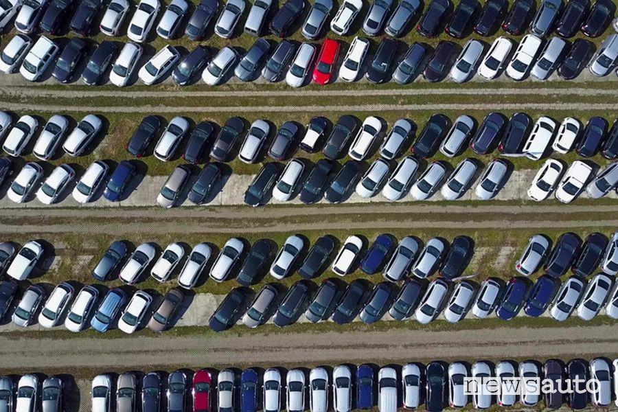 Tassa auto aziendali cancellata Manovra 2020