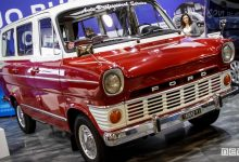 Ford Transit storia auto e moto d'epoca padova 2019