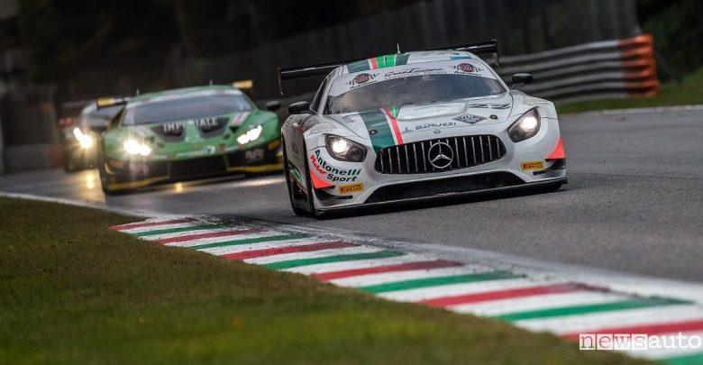 Gare Monza 2019 Campionato Italiano Gran Turismo Sprint