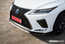 Paraurti anteriore Lexus RX 450h 2020