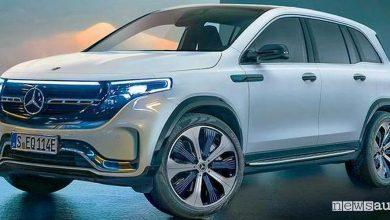 Photo of Mercedes EQB, anticipazioni SUV elettrico
