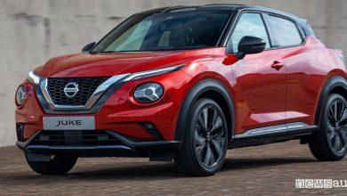 Nissan Juke prezzi 2020