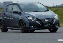 Photo of Auto elettrica ad alte prestazioni, prototipo Nissan su base Leaf