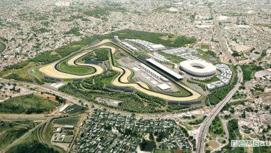 uovo circuito di Rio de Janeiro Rio Motorpark