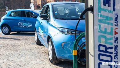 """Photo of Mega car sharing auto elettriche a Bologna, sono 280 le Zoe di """"Corrente"""""""