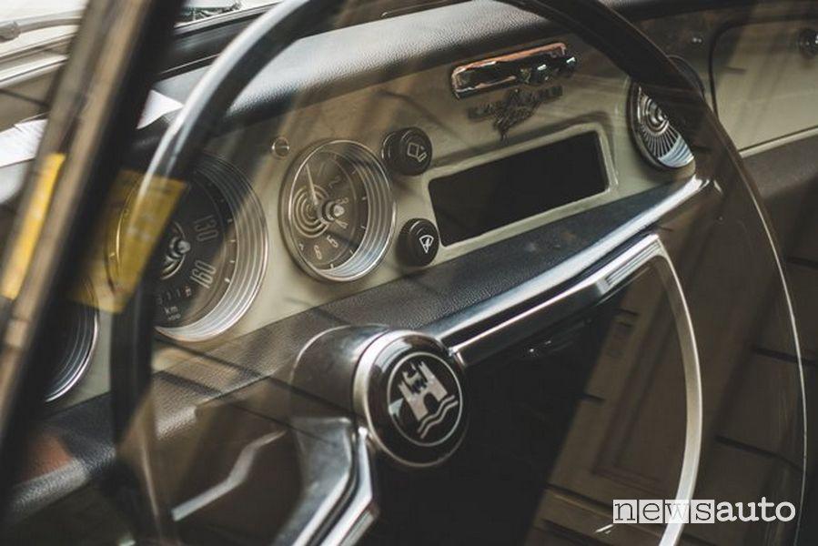Servosterzo auto storiche