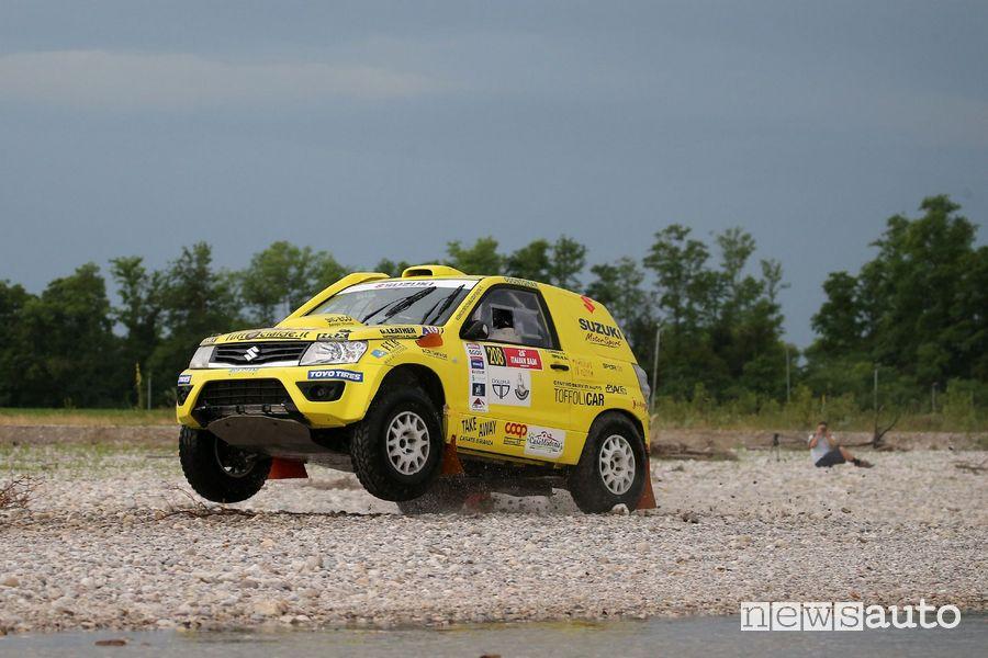 Suzuki Grand Vitara Lorenzo Codecà CI Cross Country 2019
