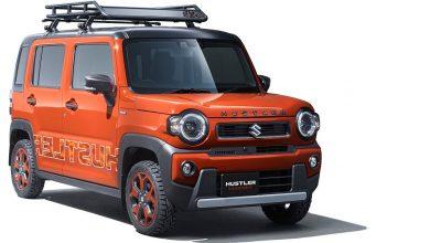 Suzuki al Salone di Tokyo 2019