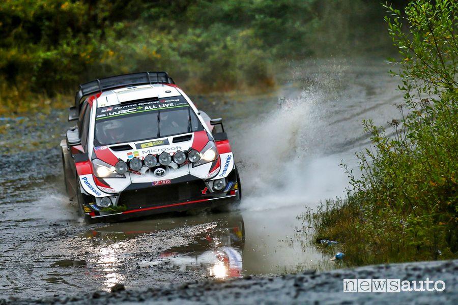 WRC 2019 Rally di Gran Bretagna Rally Gran Bretagna