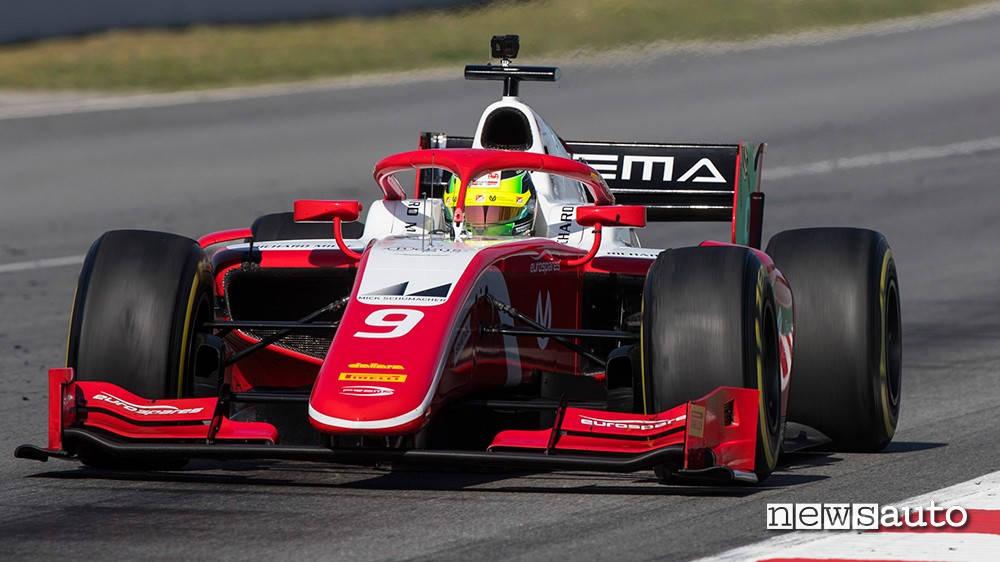 formula 2 2019 team prema