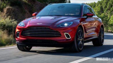 Photo of Aston Martin DBX, caratteristiche del SUV sportivo di lusso [anteprima e foto]