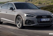 Photo of Audi A5 ibrida mild-hybrid, caratteristiche