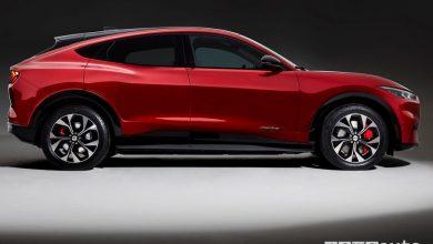 Photo of Nuova Ford Mustang Mach-E, caratteristiche e autonomia del SUV elettrico