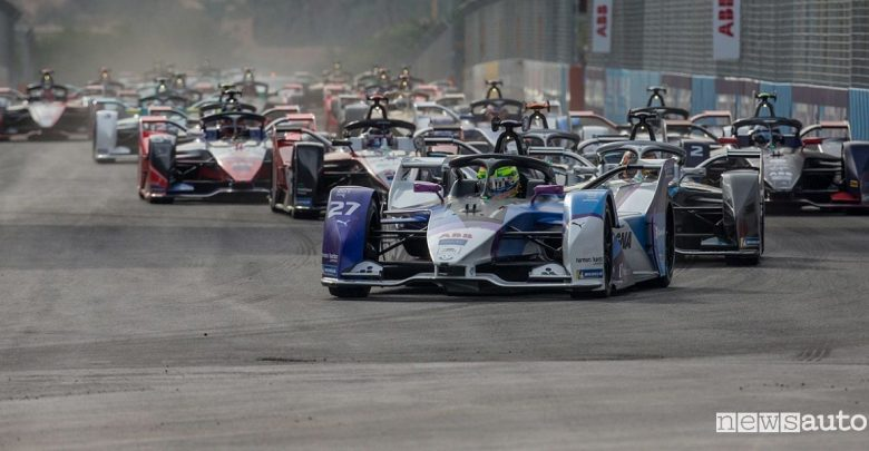 Eprix Riad, classifica Gara 2 Formula E 2020