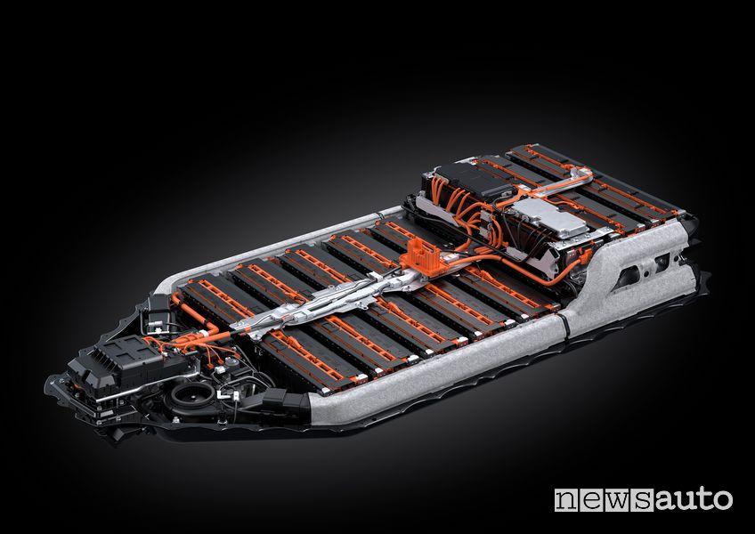 Batteria aglio ioni di litio Lexus UX 300e