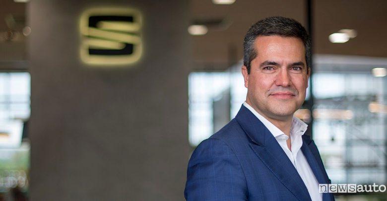 Lucas Casasnovas responsabile della mobilità urbana Seat