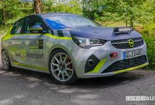 Photo of Gare rally con auto elettriche, ADAC Opel e-Rally Cup