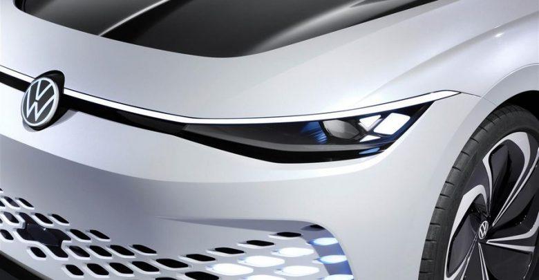 Fari anteriori Volkswagen ID. Space Vizzion