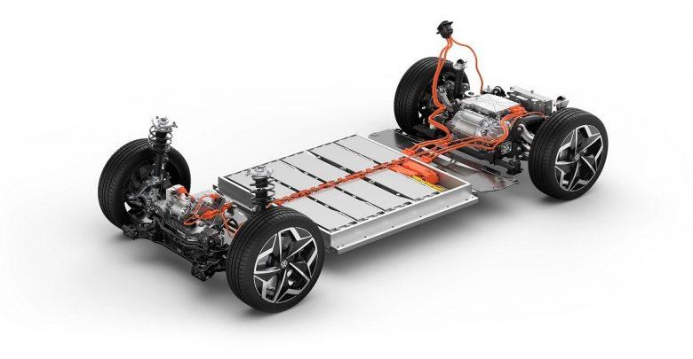 Batteria al lito Volkswagen ID, com'è fatta?