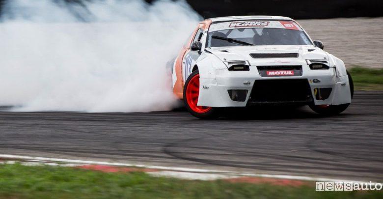 Adria Motor Week 2019 drifting