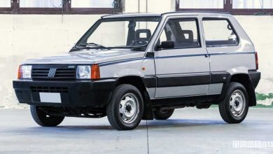 Photo of Fiat Panda 4×4 all'asta, era dell'Avv. Gianni Agnelli