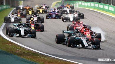 Orari Gp Brasile F1 2019 Interlagos
