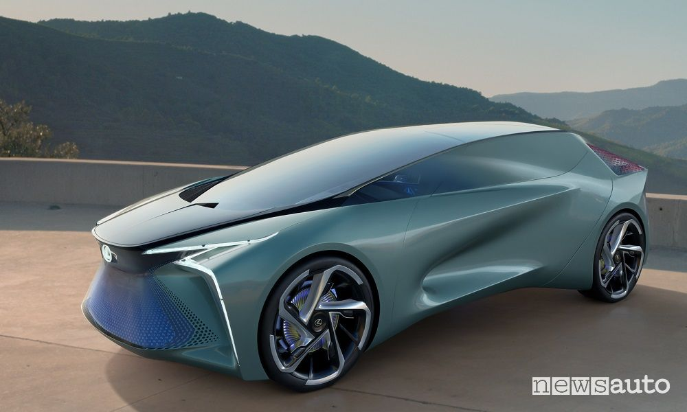 Lexus LF 30 Electrified Concept