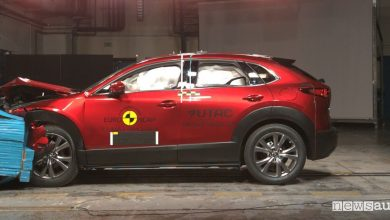 Mazda CX-30 Crash Test 2019