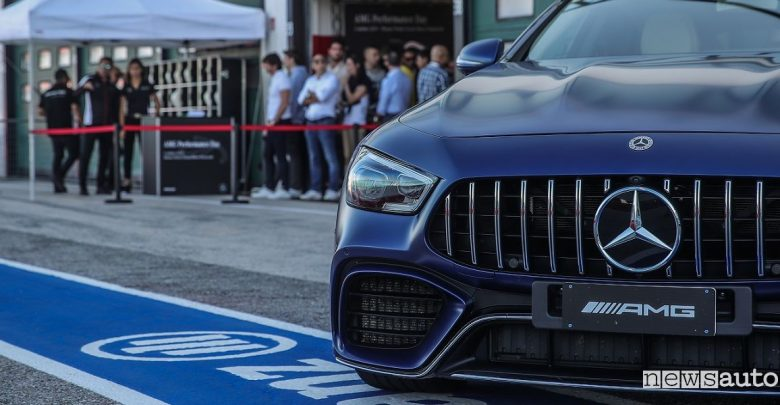 Auto usate sportive, Mercedes-AMG Certified