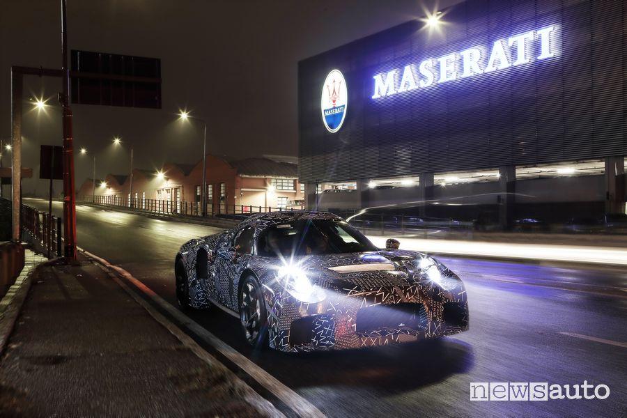 nuova Maserati MMXX